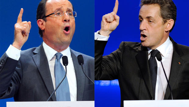 Fringes loom large in French presidential election - CBS News
