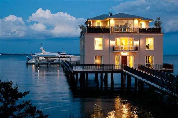 Incredible Waterfront Homes CBS News