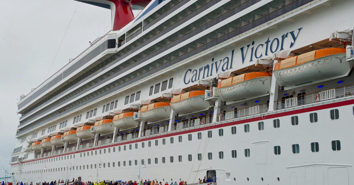 Carnival Cruise Lines Says 6 Year Old Boy Drowned In Pool