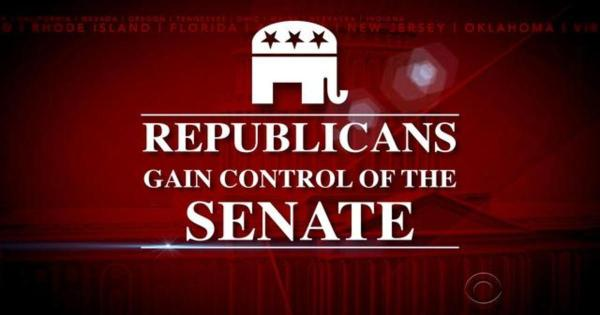 Republicans gain control of the Senate - Videos - CBS News