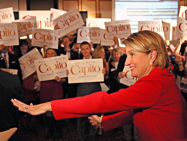 Tom Cotton - Republicans gain control of Senate - Pictures ...
