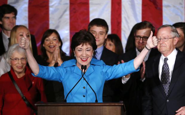 Shelley Moore Capito - Republicans gain control of Senate ...