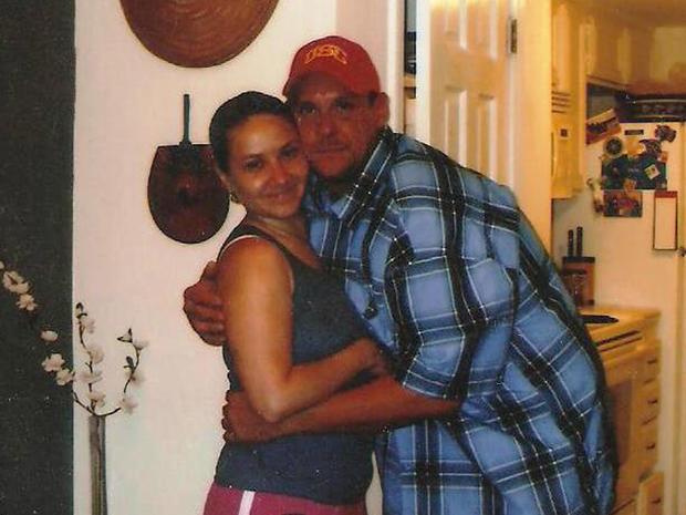 Karla Mendez Brada and Eric Earle