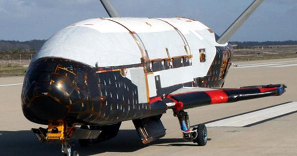 Air Force set to launch another mysterious X37B space