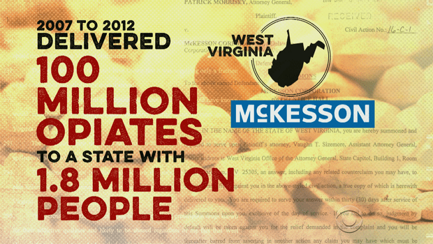 axelrod0525 West Virginia Is Suing McKesson Corporation For Incentivizing Opioid Sales