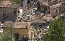 At least 250 people dead as cleanup continues after Italy earthquake