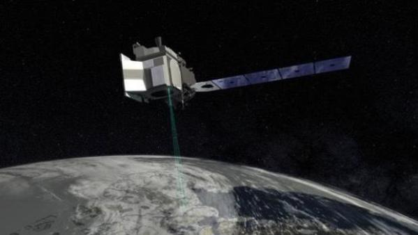 NASA launching ICESat-2 satellite with laser pulses to ...