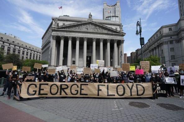 USA: La famille de George Floyd indignée par le contenu du rapport des médecins légistes