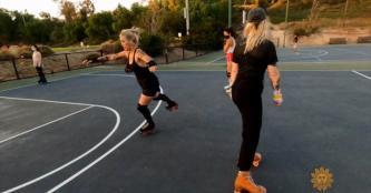 The renaissance of roller skating