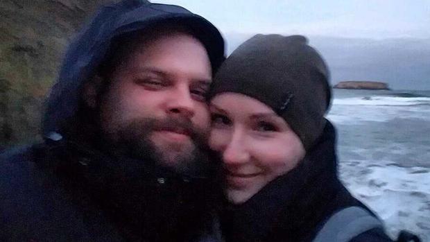 Will Hargrove and Anna Repkina