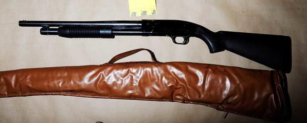 Will Hargrove gun