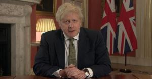 UK leader calls for strict new block as COVID-19 variant increases