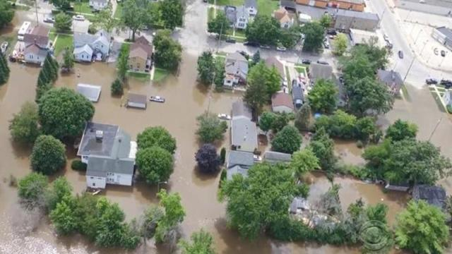 After heavy rains, Illinois residents brace for possibility of record flooding, Swahili Post