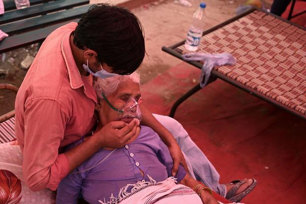 INDIA-HEALTH-VIRUS-OXYGEN