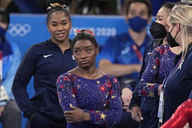 Olympic gymnastics in Tokyo