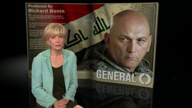 , 60 Minutes Archive: General Odierno, The Evepost National News