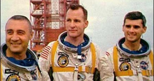 How Deadly Apollo Fire Helped Save NASA - CBS News