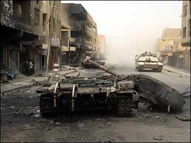 Images Of War: Battle For Baghdad - Photo 19 - Pictures ...