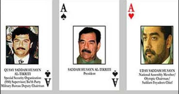 Iraq's Most Wanted - CBS News