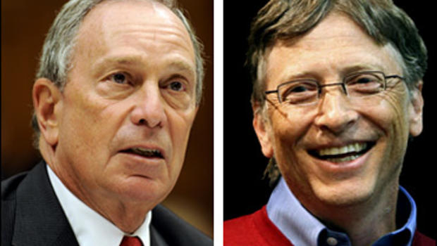 Bloomberg, Gates Join To Fight Smoking - CBS News