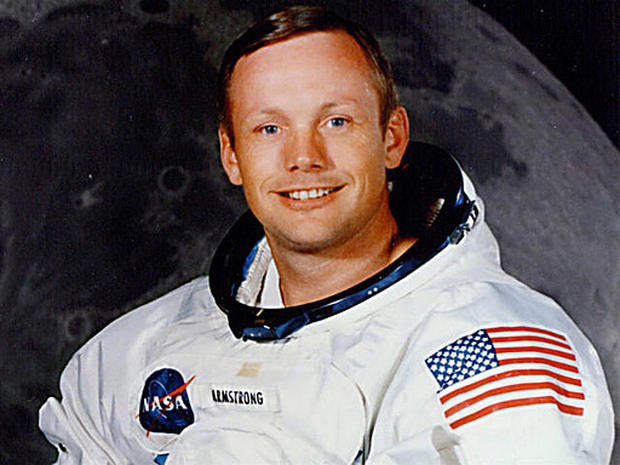 Astronaut Neil Armstrong Photo 1 Pictures CBS News