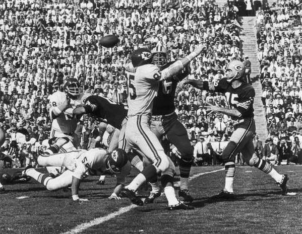 Super Bowl I Super Bowl History Pictures CBS News
