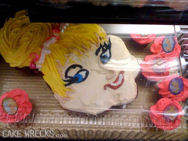 Worst Kids Birthday Cakes Photo 16 Pictures Cbs News