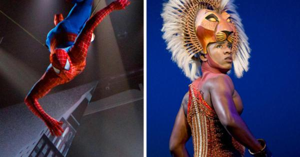 "Broadway match-up: ""Spider-Man"" vs. ""The Lion King"" - CBS News"