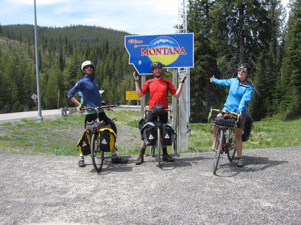 Cross-country bike ride honors dad, 9/11 victim - Photo 3 ...
