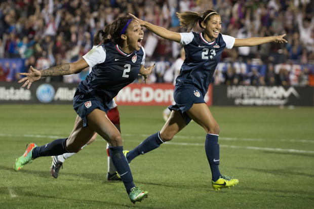2015 U.S. women's national soccer team - Meet the U.S ...