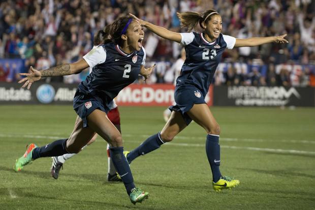 2015 U.S. women's national soccer team - Meet the U.S ...