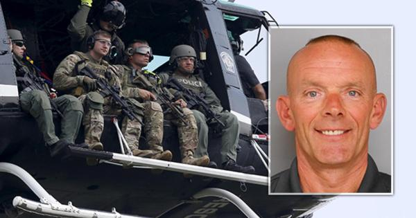 Illinois police officer shooting sparks massive manhunt in ...