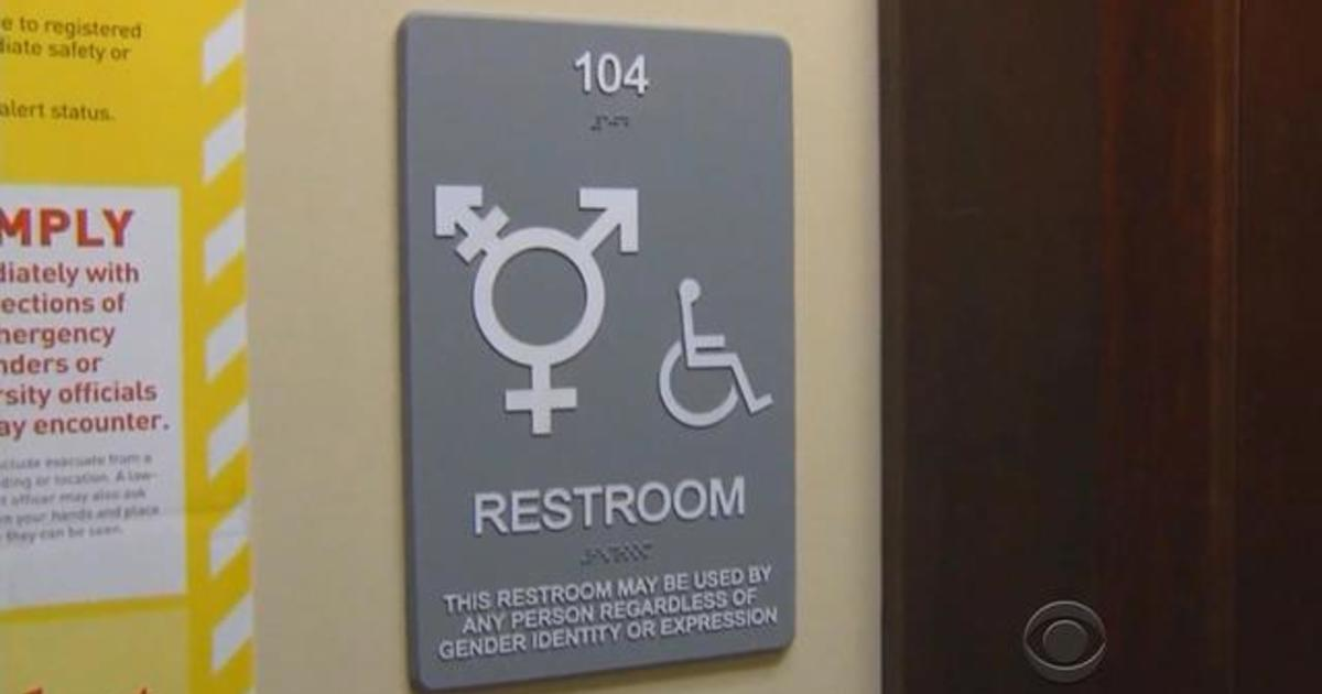 states push back on transgender bathroom use - cbs news