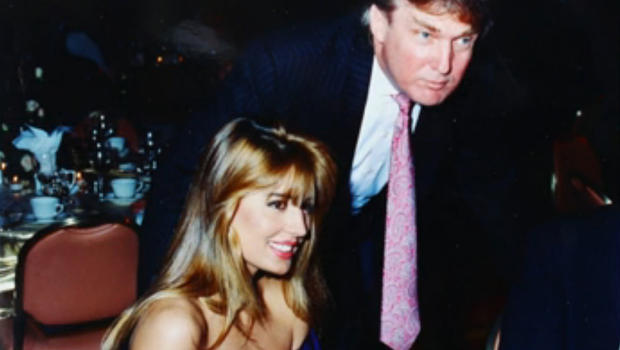 Nancy O'Dell - Donald Trump and women - Pictures - CBS News