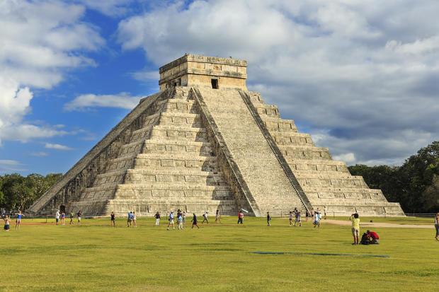 20. Chichén Itzá - The world's most popular tourist ...