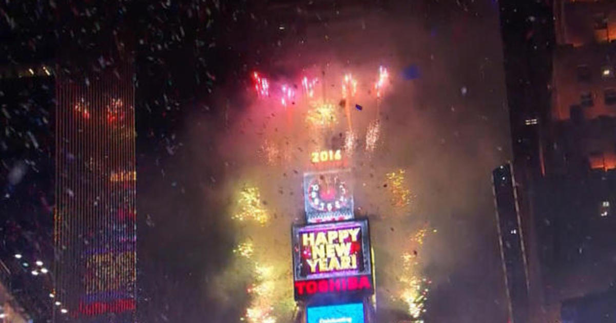 How Did The Times Square Ball Drop Become A NYE Tradition