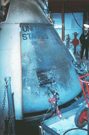 Apollo 1 tragedy - CBS News