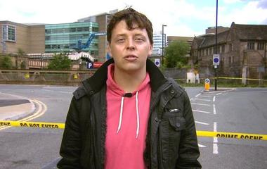 Ariana Grande concertgoer describes explosion aftermath
