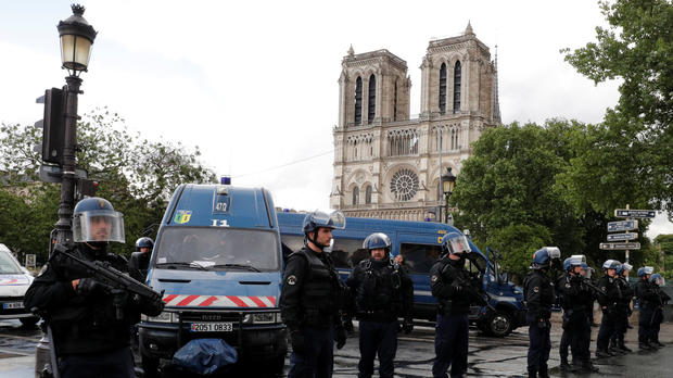Image result for Notre-Dame attack