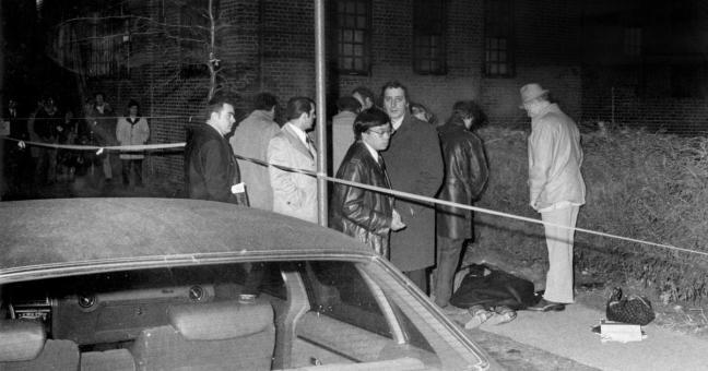 Risultati immagini per DAVID BERKOWITZ crime scene