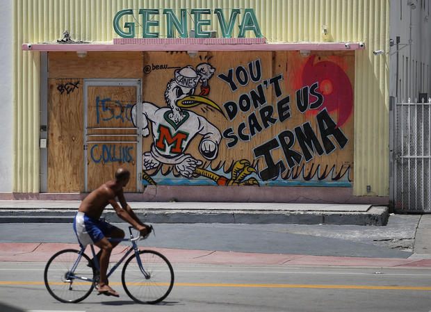 gettyimages-844188102 Hurricane Irma pummels Cuba before expected turn to Florida