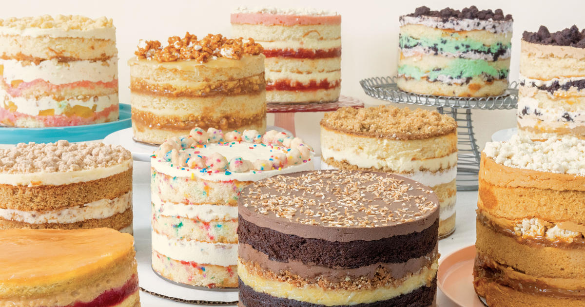 "How Milk Bar's Christina Tosi Became ""All About Cake"