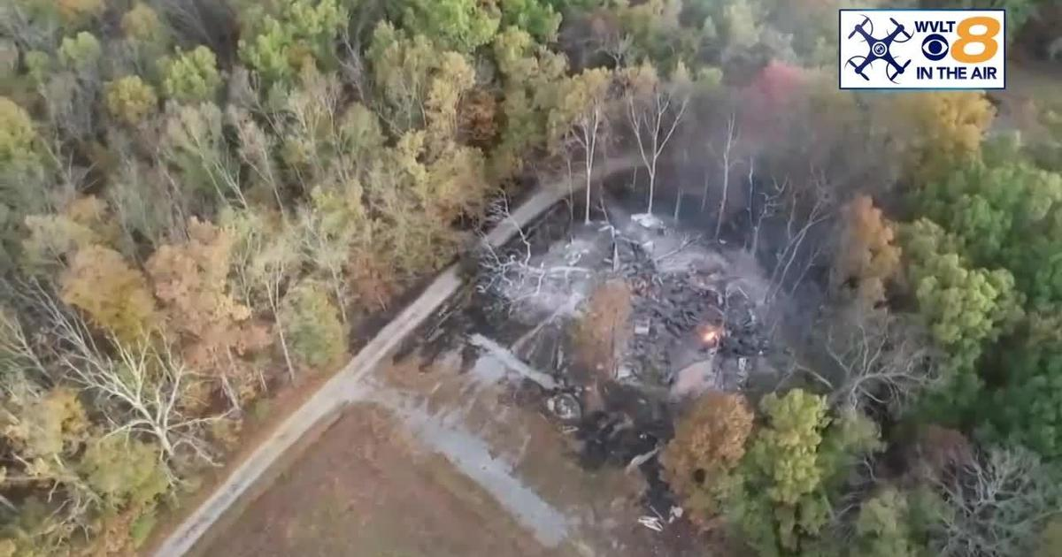 Crossville Treehouse Fire World S Largest Treehouse Burns To The Ground In Tennessee Cbs News
