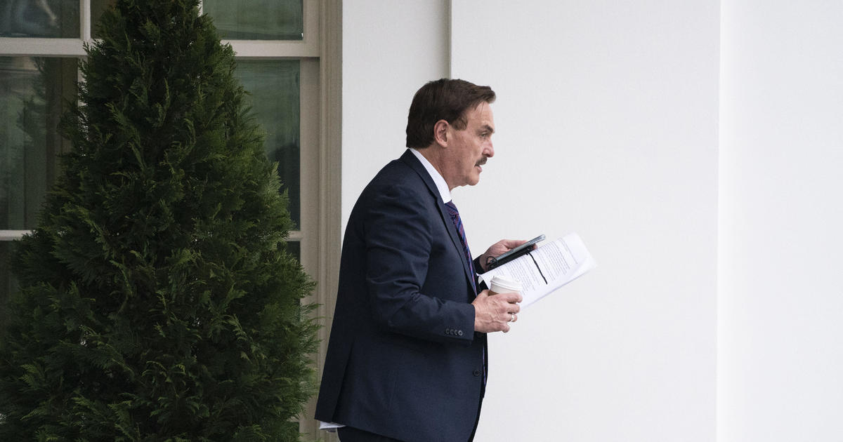 mypillow ceo mike lindell says he d