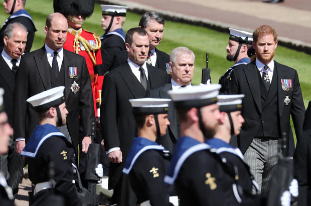 The funeral of Prince Philip, Duke of Edinburgh, takes place in Windsor
