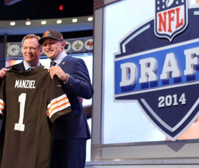 The Nfl Could Start Its 2015 Draft On April 30