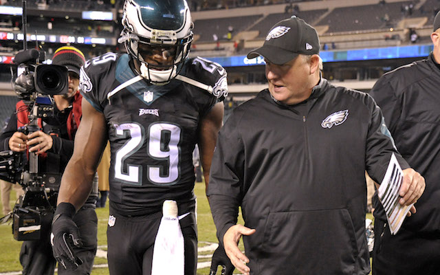 DeMarco Murray has become an afterthought in Philadelphia. (USATSI)