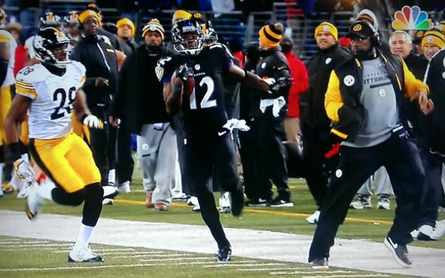 Mike Tomlin has been fined $100,000.