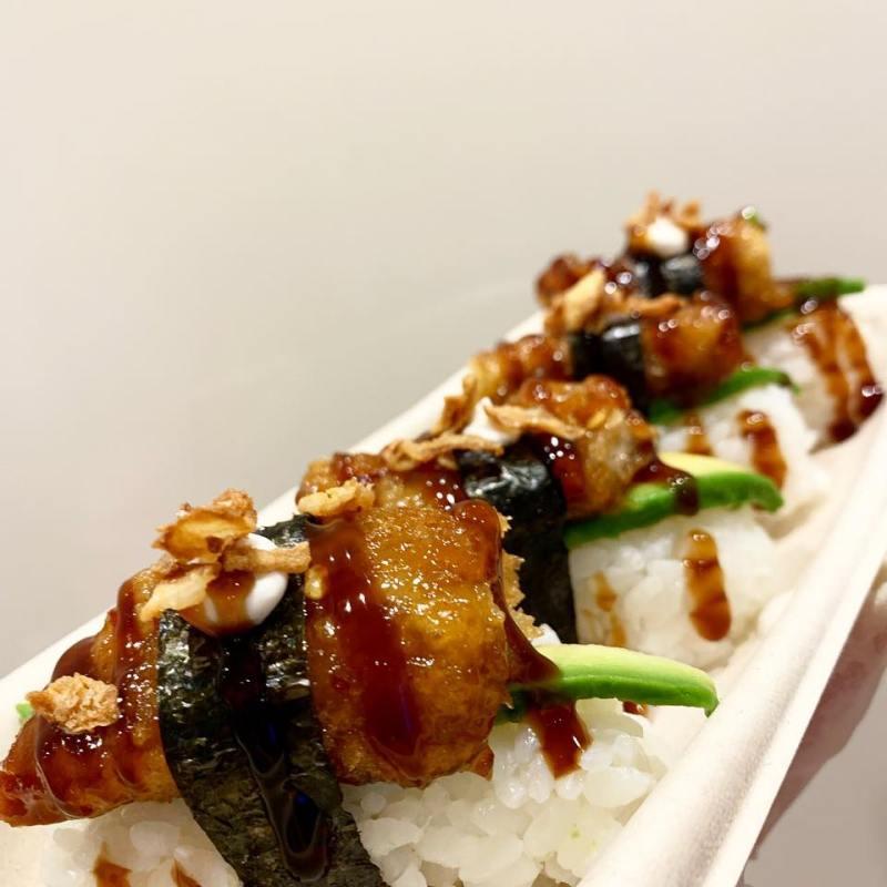 Sushi Background