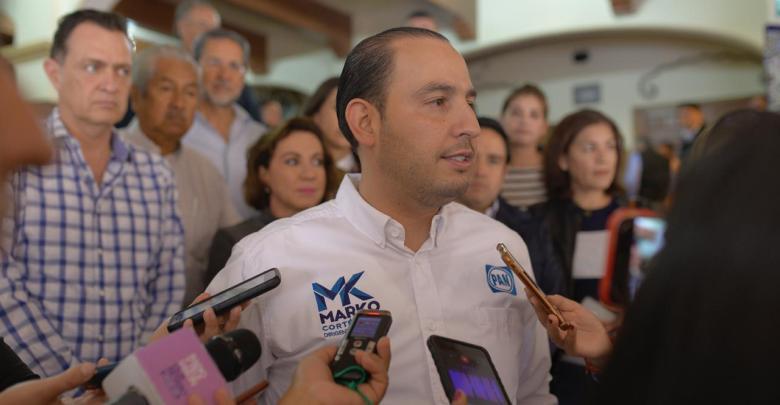Le exigimos al próximo gobierno cancelar la invitación a Nicolás Maduro para la toma de protesta: Marko Cortés